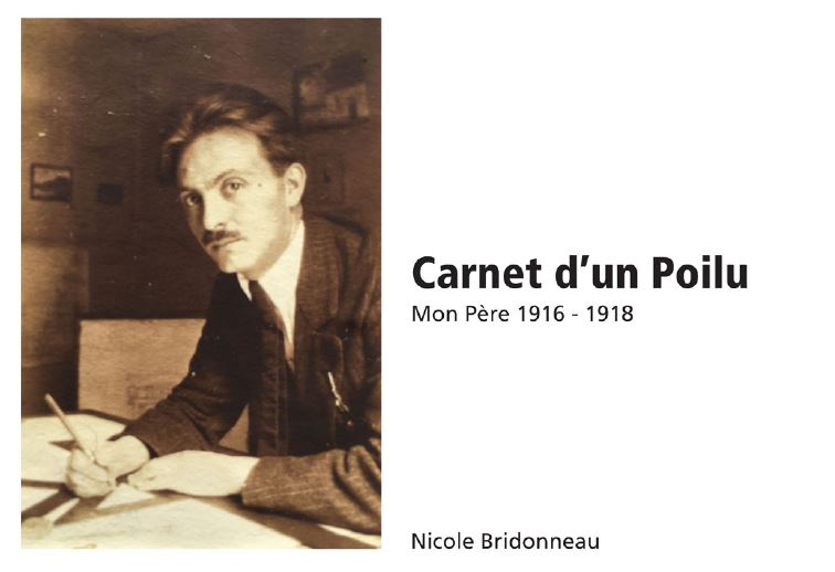 CARNET D'UN POILU : APPEL A SOUSCRIPTION