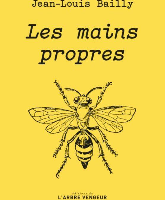 Jean-Louis BAILLY, ancien professeur de lettres au lycée CLEMENCEAU, publie un nouveau roman